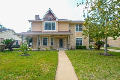 Single Family Home For Sale: 8231 Silent Cedars Drive