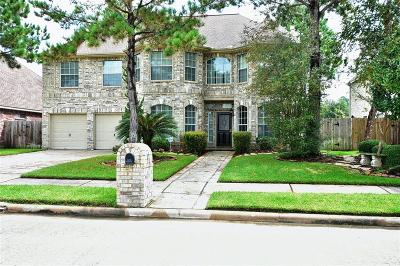 Tomball Single Family Home For Sale: 15522 Downford Drive