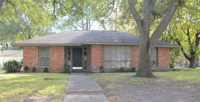 Houston Single Family Home For Sale: 3851 Merrick Street