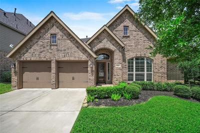 Conroe Single Family Home For Sale: 114 Meadow Run Drive