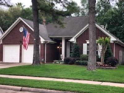 Single Family Home For Sale: 7818 Heather Heights Way
