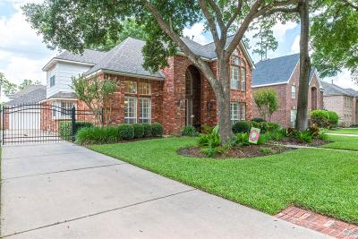 Tomball Single Family Home For Sale: 11914 Gatesden Drive