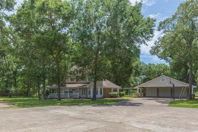 Baytown Single Family Home For Sale: 104 Tilton Landing Drive