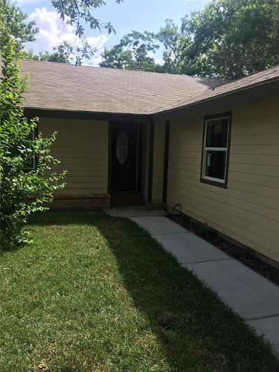 Friendswood Single Family Home For Sale: 16930 Worden Lane