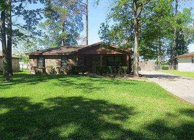 Montgomery Single Family Home For Sale: 8852 Spring Woods Drive