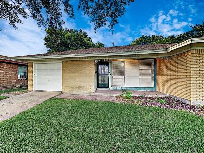 Galveston County Rental For Rent: 1610 13th Avenue N