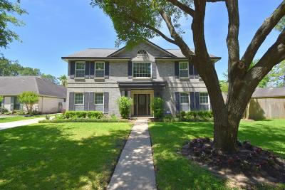 Houston Single Family Home For Sale: 2314 Gentryside Drive