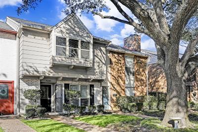 Houston Single Family Home For Sale: 10288 Longmont Drive #402