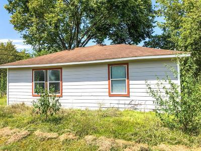 Houston Single Family Home For Sale: 5522 Bacher Street