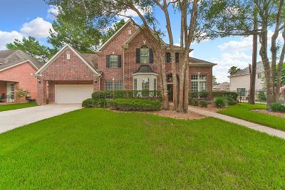 Cypress Single Family Home For Sale: 15615 Stallion Peak Circle