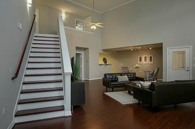 Houston Condo/Townhouse For Sale: 3501 Chenevert Street #27