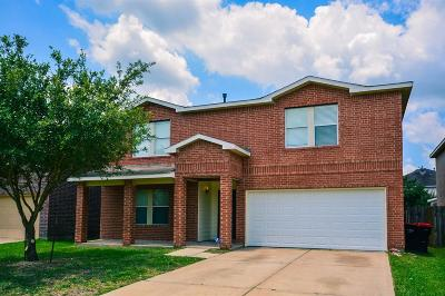 Cypress TX Single Family Home For Sale: $209,900