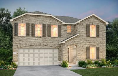 Conroe Single Family Home For Sale: 4210 Roaring Timber Drive