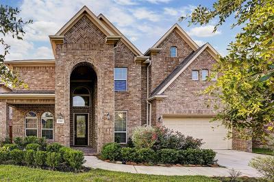 Fulshear Single Family Home For Sale: 27810 Ashbrook Falls Court