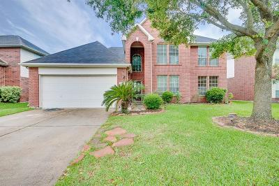 Katy Single Family Home For Sale: 2034 Winding Hollow Drive
