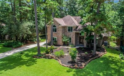 The Woodlands Single Family Home For Sale: 54 Quiet Oak Circle