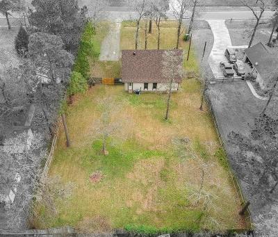 Magnolia Single Family Home For Sale: 22615 Coriander Drive