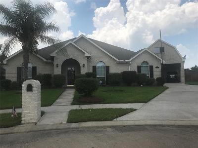 League City Single Family Home For Sale: 501 Laurel Court