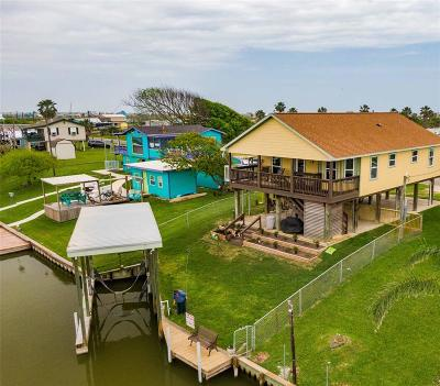 Single Family Home For Sale: 480 County Road 202 Aka 3546 Gulfview