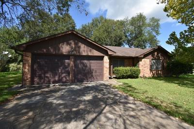 Dickenson, Dickinson Single Family Home For Sale: 4811 31st Street