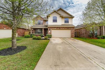Katy Single Family Home For Sale: 2539 Marquette Trail