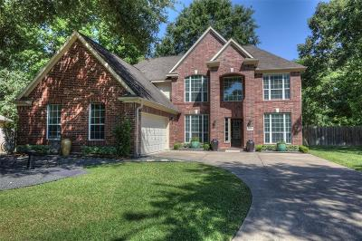 Conroe Single Family Home For Sale: 2107 Stoneycreek Park
