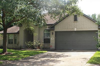 League City, League Single Family Home For Sale: 3211 Flower Reef Circle