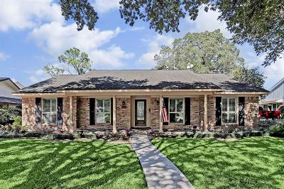 Houston Single Family Home For Sale: 5634 Rutherglenn Drive
