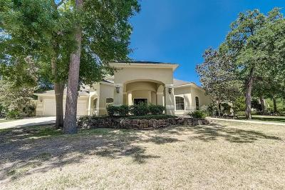 Houston Single Family Home For Sale: 2218 Deer Cove Trail