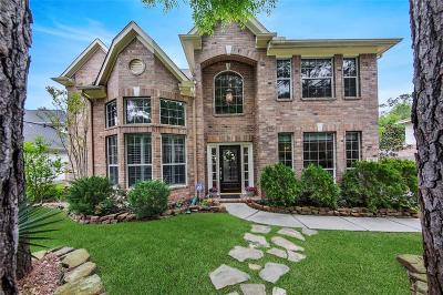 The Woodlands Single Family Home For Sale: 35 E Green Gables Circle