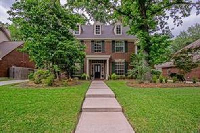 Kingwood Single Family Home For Sale: 3014 Woodland View Drive
