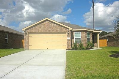 Rosenberg Single Family Home For Sale: 2519 Golden Brandy Lane