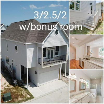 Houston Single Family Home For Sale: 1808a Napacreek Lane