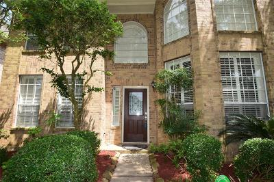 Katy Single Family Home For Sale: 2431 Shelby Park Drive