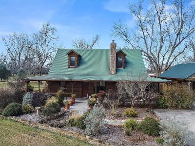 Crosby Single Family Home For Sale: 527 N Gum Gully Road