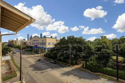 Houston Condo/Townhouse For Sale: 2602 Washington Avenue #C