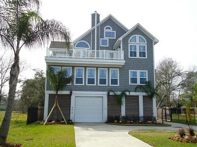 Seabrook, Shoreacres Single Family Home For Sale: 3418 Miramar