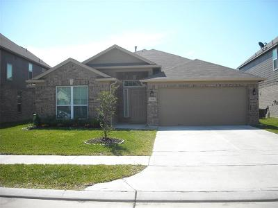 Katy TX Single Family Home For Sale: $238,000