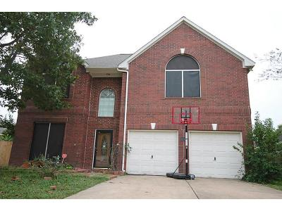 Missouri City Single Family Home For Sale: 4223 Custer Creek