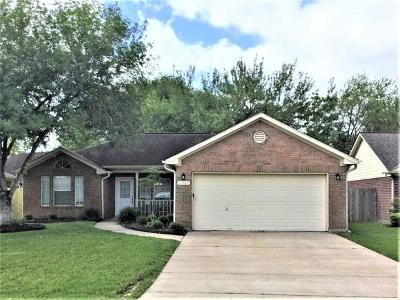 Galveston County Rental For Rent: 11907 Santa Fe Trail