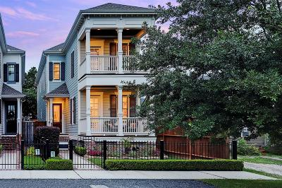 Houston Single Family Home For Sale: 529 W 23rd Street