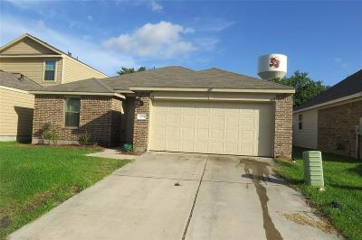 Alvin TX Single Family Home For Sale: $180,000