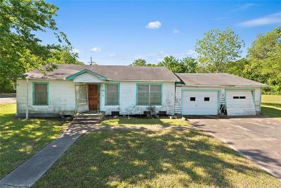 Grimes County Single Family Home For Sale: 1103 Foster
