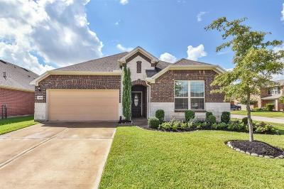 Cypress Single Family Home For Sale: 19919 Longhurst Hills Lane