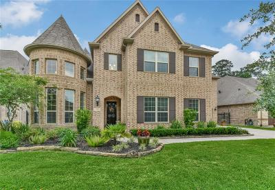 Kingwood Single Family Home For Sale: 3138 S Cotswold Manor