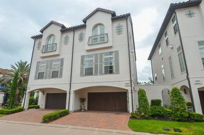 Sugar Land Condo/Townhouse For Sale: 16007 Morgan Street