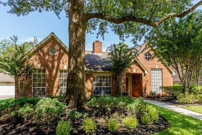 Kingwood Single Family Home For Sale: 4315 Terrace Pines Drive