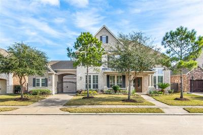 Katy Single Family Home For Sale: 25614 Greenwell Springs Ln