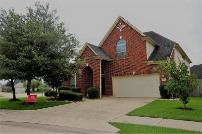 Richmond Single Family Home For Sale: 7903 Summit Cliff Court