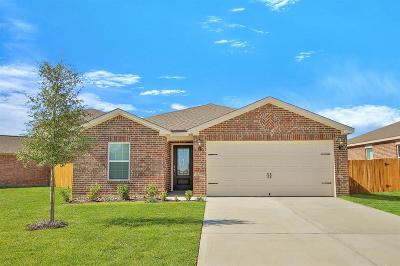 Hockley Single Family Home For Sale: 21419 Slate Bend Drive